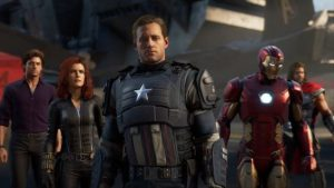 Avengers 2020 Video Game and action movies 2020