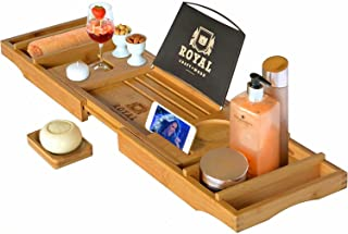 Bamboo Bath Tray Valentines Day Gifts For Him Cheap