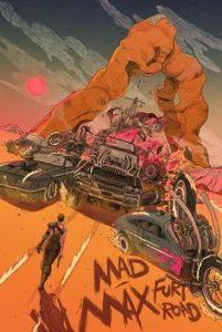 Mad Max Fury Road.