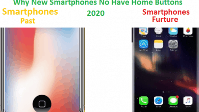 Smartphones No Have Home Buttons