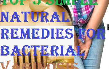 Natural Remedies for Bacterial Vaginosis