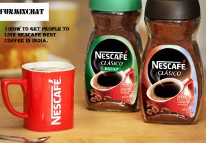 Nescafe Best Coffee In India