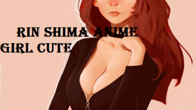 Rin Shima Anime Girl Cute