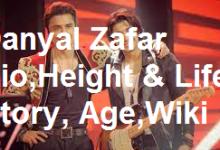 Danyal Zafar Bio